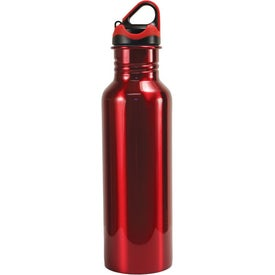 Stainless Steel Quest Bottle Printed with Your Logo