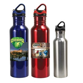 Stainless Steel Quest Bottle (24 Oz.)