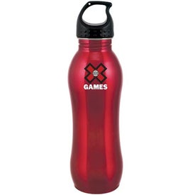 Stainless Steel H2GO Balance Water Bottle (24 Oz.)