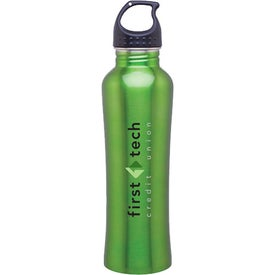 Stainless Steel H2GO Freedom Water Bottle for your School
