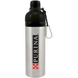 Stainless Steel H2GO K9 Water Bottle for Your Church