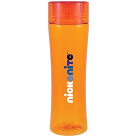Stealth Tritan Bottle with Your Slogan