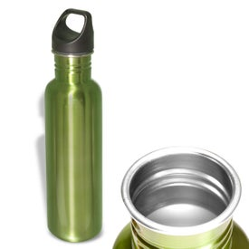 Streamline Stainless Bottle for Your Company
