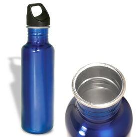 Streamline Stainless Bottle for Your Organization