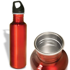 Streamline Stainless Bottle for Promotion