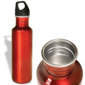 Streamline Stainless Bottle for Promotion