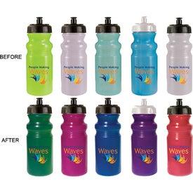 Sun Fun Color Change Bottle (20 Oz.)