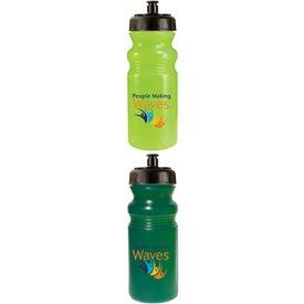 Advertising Sun Fun Color Change Bottle
