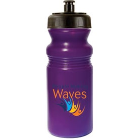 Branded Sun Fun Color Change Bottle