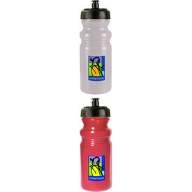 Sun Fun Color Change Bottle with Your Logo