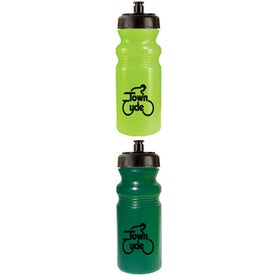 Sun Fun Color Changing Cycle Bottle for Marketing