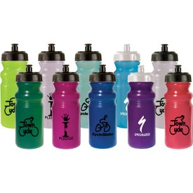 Branded Sun Fun Color Changing Cycle Bottle