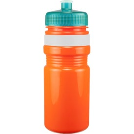 Surf Bottle with Push Pull Lid for Your Organization
