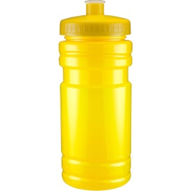 Surf Bottle with Push Pull Lid with Your Slogan