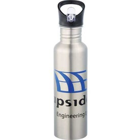 Surf Stainless Bottle Imprinted with Your Logo
