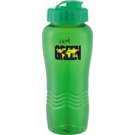 Surfside Sport Bottle with Your Slogan
