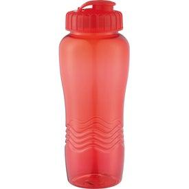 Monogrammed Surfside Sport Bottle