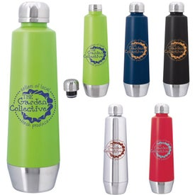 Swan Vacuum Stainless Steel Bottle (20 Oz.)