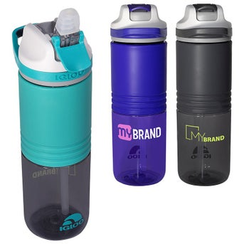 CLICK HERE to Order 24 Oz  Swift Silicone Straw Bottle by Igloos