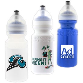 Tap 2 Pure Filtered Water Bottle Branded with Your Logo