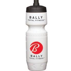 Monogrammed Tesla Bike Bottle