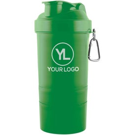 The 3-in-1 Shaker Cup (14 Oz.)