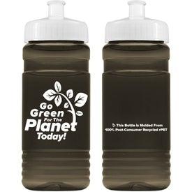 The Big Grip PETE Bottle (20 Oz., Push Pull Lid)
