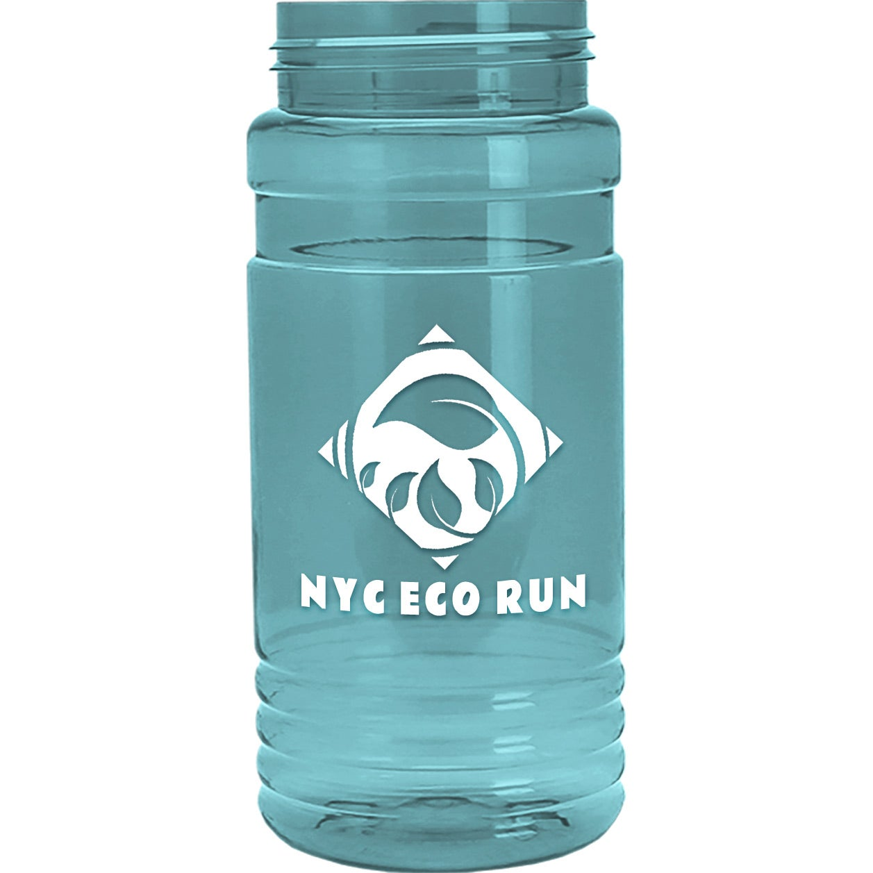 Recycled PETE Bottle with Flip Top Lid (20 Oz )