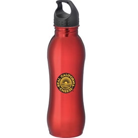 Personalized The Curve Sports Bottle