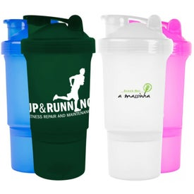 Double Shaker Cup (19 Oz.)