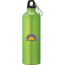 Printed The Pacific Aluminum Sports Bottle
