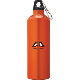 Promotional The Pacific Aluminum Sports Bottle