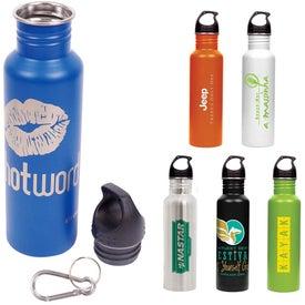 The San Carlos Water Bottle (23 Oz.)