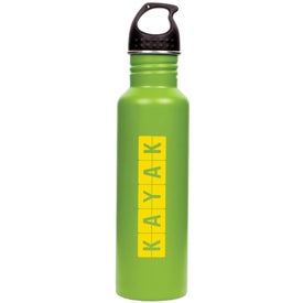 The San Carlos Water Bottle (23 Oz.)