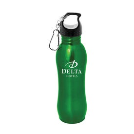 The Radiant La Jolla Water Bottle for Customization