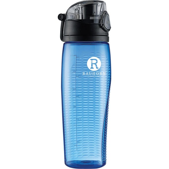 Blue Thermos Hydration Bottle