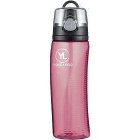 THERMOS Brand Hydration Bottle with Meter (24 Oz.)