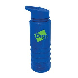 The San Clemente Water Bottle (25 Oz.)