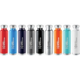 Thor Copper Vacuum Insulated Bottle (22 Oz.)