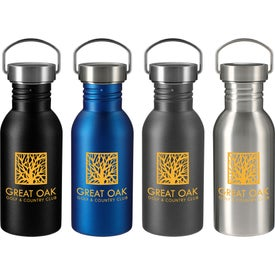 Thor Stainless Sports Bottle (20 Oz.)