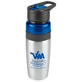 Advertising Titan Stainless Water Bottle with Loop