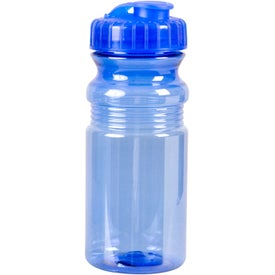 Translucent Bottle Printed with Your Logo
