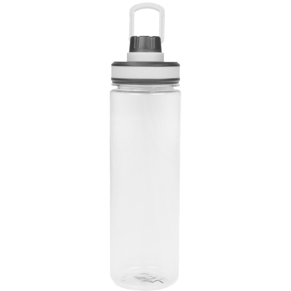 Translucent Plastic Water Bottle (25 Oz.)