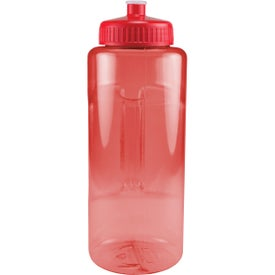 Grip and Sip Bottle with Push Pull Lid for Your Organization