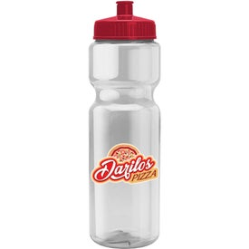 Transparent Bottle for Your Church