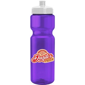 Personalized Transparent Bottle