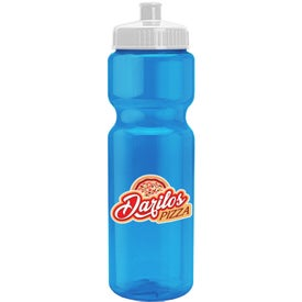 Branded Transparent Bottle
