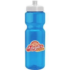 Branded Transparent Bottle
