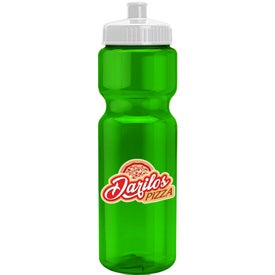 Transparent Bottle with Your Logo