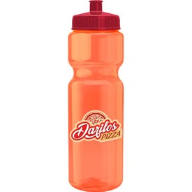 Promotional Transparent Bottle